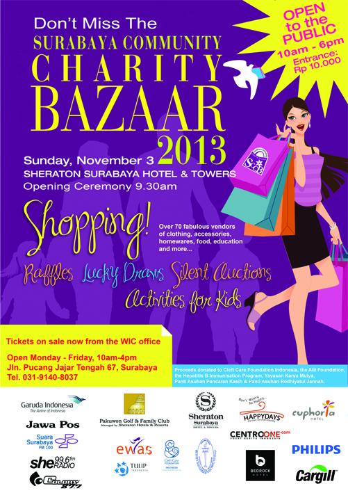 Surabaya Community Charity Bazaar
